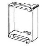 Flush panel mounting adapter for DIN 48×48 mm device